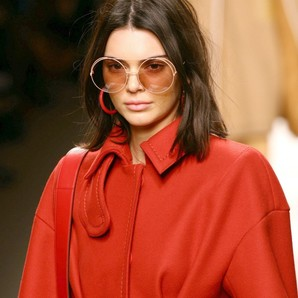 kendall-in-red