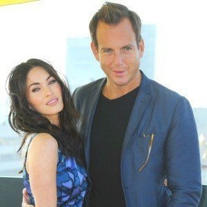 Megan Fox y Will Arnett