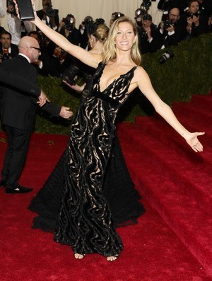 Gisele Bündchen, number one año tras año