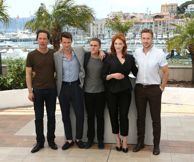 Elenco de Lost River